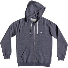 Quiksilver Everyday Zip Hoodie Fleece Men Medieval Blue Heather